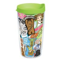 Tervis® Star Wars™ Stickers 16 oz. Wrap Tumbler with Lid