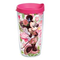 Tervis® Disney® 16 oz. Minnie Mouse Floral Wrap Tumbler with Lid