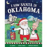 """I Saw Santa in Oklahoma"" by J.D. Green"
