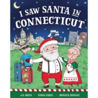 """""""I Saw Santa in Connecticut"""" by J.D. Green"""