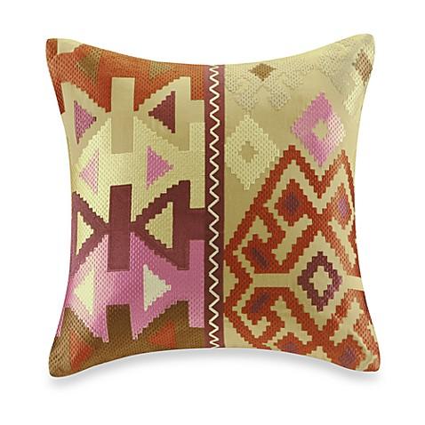 Echo Bedding Colorful Kilim Square Toss Pillow - Bed Bath & Beyond