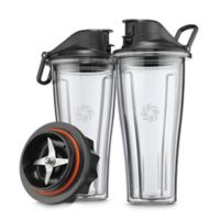 Vitamix® 2-Pack 20 oz. Blending Cups Starter Kit