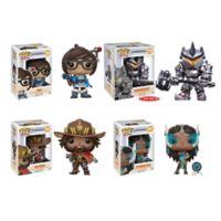 Funko POP! 4-Pack Overwatch Collectors Figurines