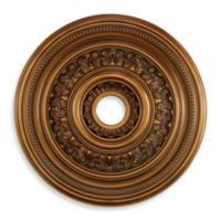 ELK Lighting English Study 24-Inch Ceiling Medallion in Antique Bronze