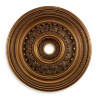 ELK Lighting English Study 32-Inch Ceiling Medallion in Antique Bronze