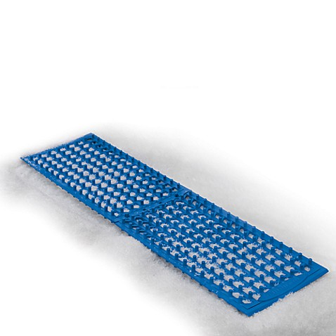 The Sharper Image 174 Ice And Snow Tire Traction Mats Set Of