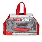 Lava Seat™ Portable Heated Seat Cushion in Red/Black
