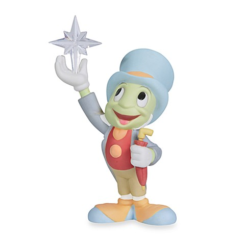 Precious Moments® Reach For The Stars Jiminy Cricket Porcelain Figurine
