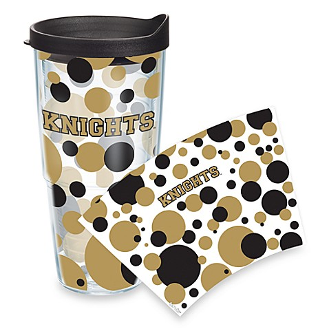 Tervis® UCF Knights Dots Wrap 24-Ounce Tumbler with Lid