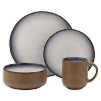 Gourmet Basics by Mikasa® Oaklyn Mist 16-Piece Dinnerware Set