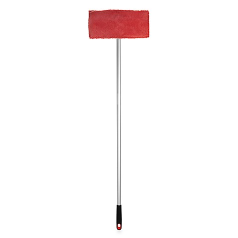 Oxo Good Grips 174 Microfiber Floor Duster And Refill Bed