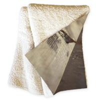 Deny Designs December Morning Throw Blanket in Brown