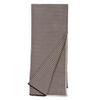Amity Home Ethan Cotton Throw Blanket in Charcoal