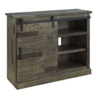 Coast to Coast Imports LLC™ Heartland Media Cabinet in Grey