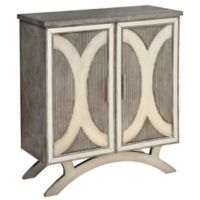 Coast to Coast Imports LLC® Hester Cabinet in Pewter