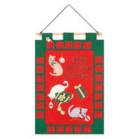 Santa Cat Calendar