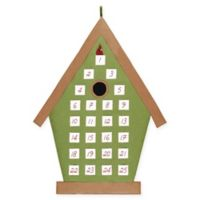Holiday Bird House Calendar