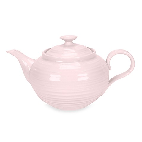 Sophie Conran for Portmeirion® Pink 2-Pint Teapot