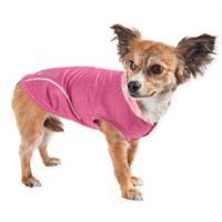 Medium Pull-Rover Sleeveless Performance Pet Hoodie in Pink