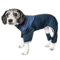 Embarker Large 2-Tone Performance Dog Tracksuit in Teal