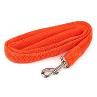 Aero 50-Inch Mesh Dual Sided Dog Leash in Orange