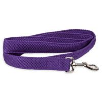Aero 50-Inch Mesh Dual Sided Dog Leash in Purple