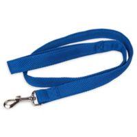 Aero 50-Inch Mesh Dual Sided Dog Leash in Blue