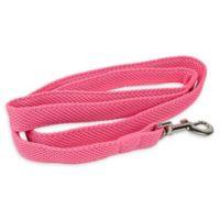 Aero 50-Inch Mesh Dual Sided Dog Leash in Pink