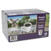 48-Count Pintail Coffee French Vanilla for Single Serve Coffee Makers