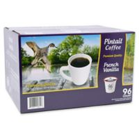 96-Count Pintail Coffee French Vanilla for Single Serve Coffee Makers