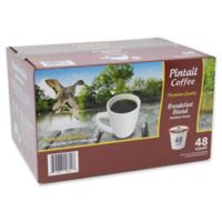 48-Count Pintail Coffee Breakfast Blend Medium Roast for Single Serve Coffee Makers