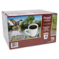 96-Count Pintail Coffee Breakfast Blend Medium Roast for Single Serve Coffee Makers
