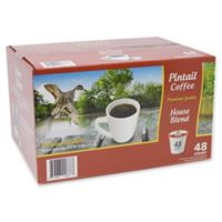 48-Count Pintail Coffee House Blend Roast for Single Serve Coffee Makers