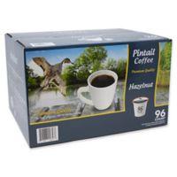 96-Count Pintail Coffee Hazelnut Roast for Single Serve Coffee Makers