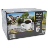 96-Count Pintail Coffee Breakfast Blend Dark Roast for Single Serve Coffee Makers