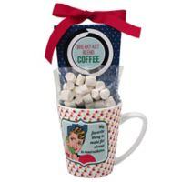 Vintage Good Humor 3-Piece Mug Gift Set in White/Multi