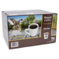 96-Count Pintail Coffee Mocha Coffee for Single Serve Coffee Makers