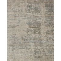 Loloi Rugs Javari Abstract 12' x 15' Area Rug in Ivory/Sea