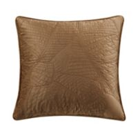 Valeron Caruso Throw Pillow in Gold