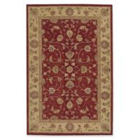 Nourison Heritage Hall 2'6 x 4'2 Accent Rug in Red