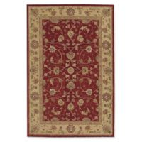 Nourison Heritage Hall 3'9 x 5'9 Area Rug in Red