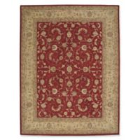 Nourison Heritage Hall 7'9 x 9'9 Area Rug in Red