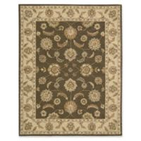 Nourison India House 8' x 10'6 Area Rug in Mushroom