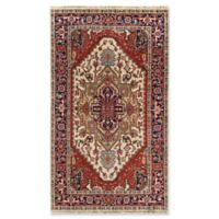 Rugs America Selena 4' X 6' Hand-Knotted Area Rug in Ivory