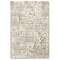 KAS Crete Illusion 3'3 x 4'7 Accent Rug in Ivory