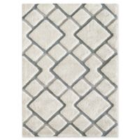 KAS Monterrey 3'3 x 5'3 Area Rug in Natural Sandstone