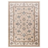 KAS Avalon Mahal 9' x 12' Area Rug in Beige/Ivory