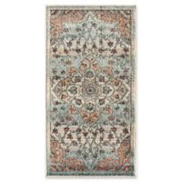 """Rugs America Sela Transitional 2'2"""" X 4' Powerloomed Accent Rug in Ivory"""