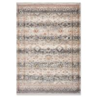 KAS Arya Traditional 7'10 x 10'10 Area Rug in Ivory