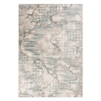 KAS Visions Crete 3'3 x 4'7 Accent Rug in Ivory/Mist